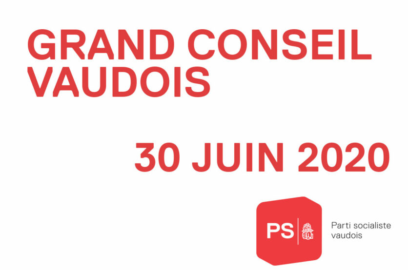 Grand Conseil 30 juin 2020