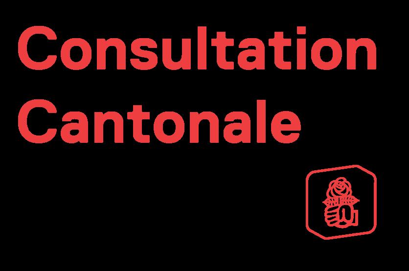 Consultation cantonale